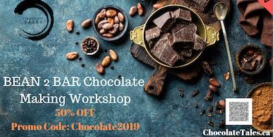 Bean 2 Bar Chocolate Making Workshop