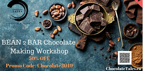 Bean 2 Bar Chocolate Making Workshop tickets