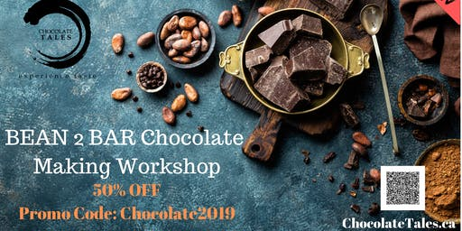 Bean 2 Bar Chocolate Making Workshop