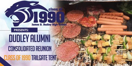 2019 Class of 1990 Tailgate tickets