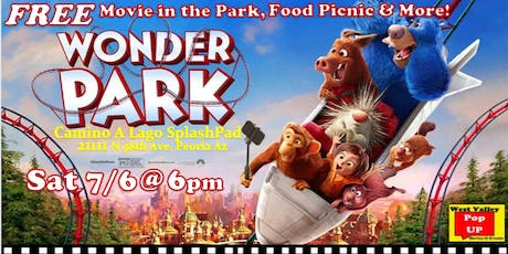 A Peoria Summer Fun Food Truck Movie Night & MORE! Sat 7/6 tickets