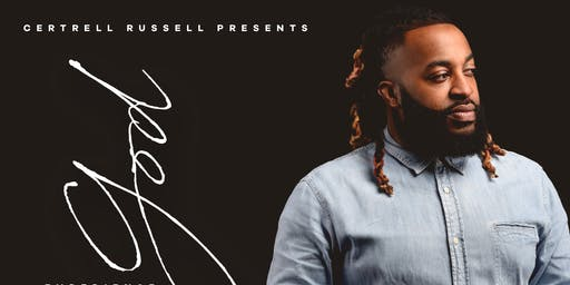 """Certrell Russell Presents """"O God Experience"""" - Vendors"""