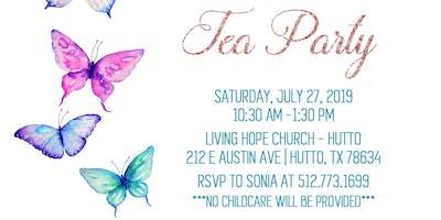 Sparkle Tea Party
