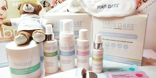 Hairbare Professional Training - KENT