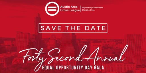 2019 Equal Opportunity Day Gala | Austin Area Urban League