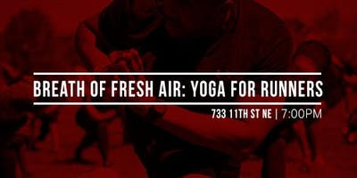 Recovery Workshop - Breath of Fresh Air: Yoga and Breathing Techniques for Runners