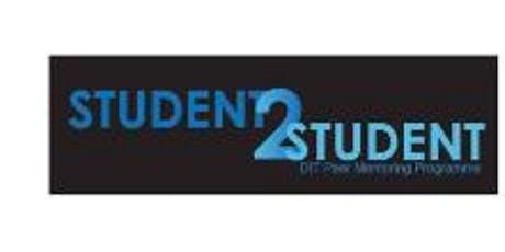 Student2Student Peer Mentor Training tickets