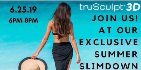 VIP EVENT - Body Sculpting Summer Slim Down tickets