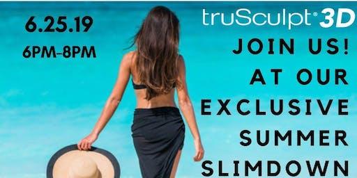 VIP EVENT - Body Sculpting Summer Slim Down