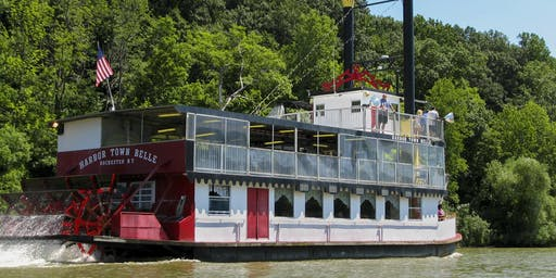 Cruise into the Lower Genesee River Gorge
