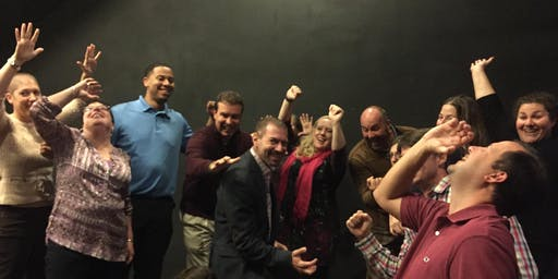 Introductory Improv for Adults (4 sessions)