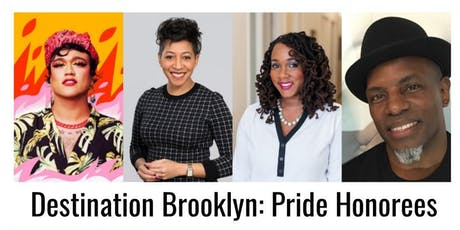 Destination Brooklyn: Pride Honors at Borough Hall tickets