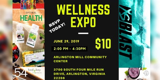 DMV Wellness Expo