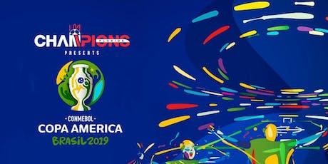 Copa America  Brasil vs Venezuela Viewing Party tickets