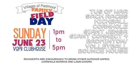 Villages of Piedmont Family Field Day tickets