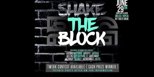 RTG PRESENTS: SHAKE THE BLOCK