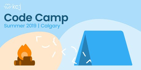 KCJ Calgary: Code Camp - Virtual Camping Trip (ages 8 - 12) tickets
