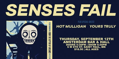 Senses Fail tickets