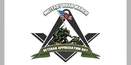 Veteran Appreciation Day - 2.5 mile Road March tickets