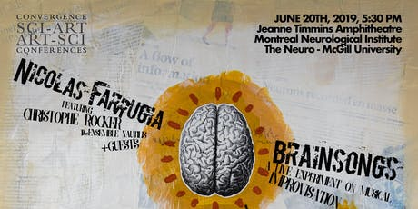 Brain Songs a live experiment on Musical Improvisation tickets