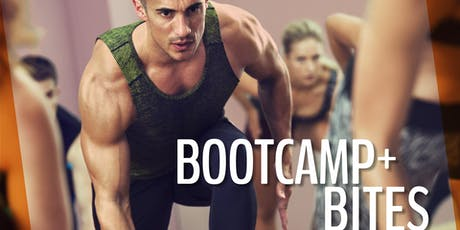 Get Fit in the Square - Bootcamp + Bites  tickets
