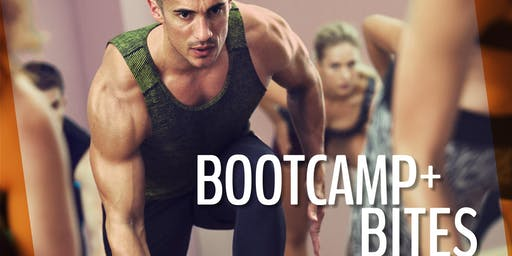 Get Fit in the Square - Bootcamp + Bites