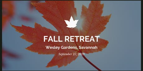 Fall Retreat - CoPassion at UNF 2019 tickets