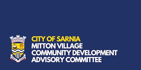 Mitton Village: Forward Thinking tickets