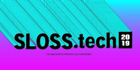 Sloss Tech 2019 tickets