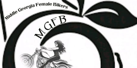 1st Middle Georgia All Female Ride tickets