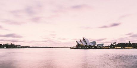 Charla Informativa: cursos de inglés gratis + beca de máster en Australia entradas