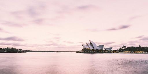 Charla Informativa: cursos de inglés gratis + beca de máster en Australia
