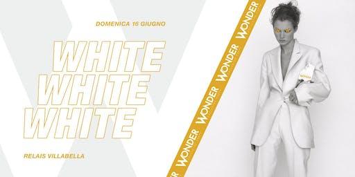 Wonder White @Relais Villabella