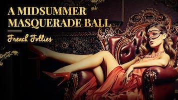 A Midsummer Masquerade Ball