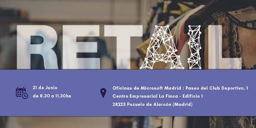 Desayuno Inteligencia Artificial en Retail  Microsoft I Madrid