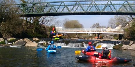 Croydon Active Paddlers Wales / Brecon's Whitewater Weekend tickets