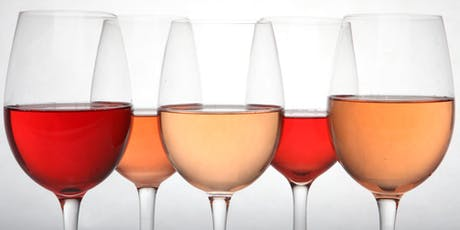 Pretty in Pink rosé wine class tickets