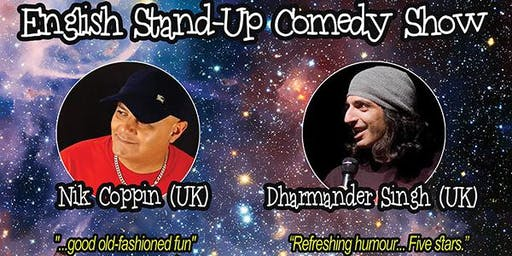 Copenhagen: Cosmic Comedy World Tour - An Edinburgh Fringe Preview