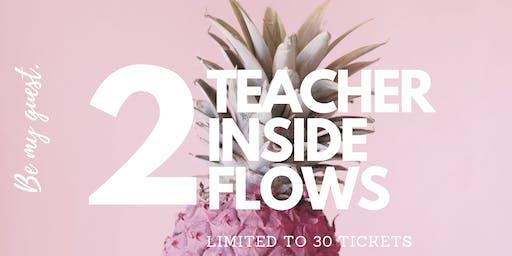 Inside Flow Special V.01  - 2 Teacher, 2 Flows