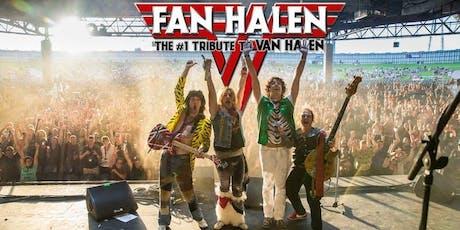 Fan Halen At Fulton 55! tickets