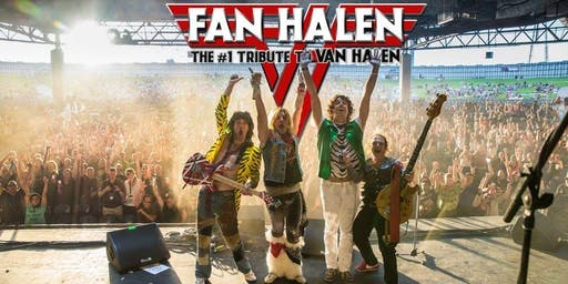 Fan Halen At Fulton 55!