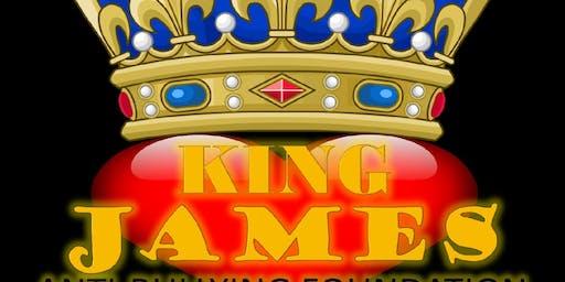 King James13 Anti-Bully Inc