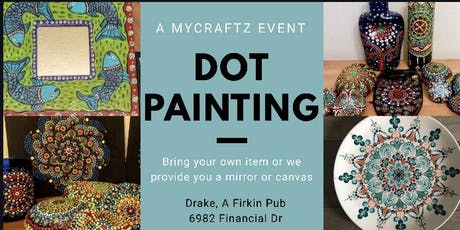 Dot Painting tickets