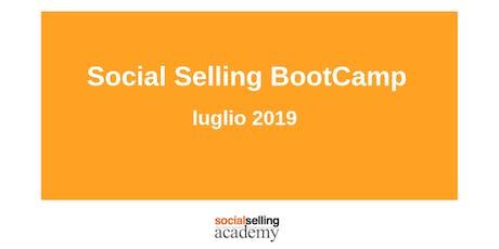 Social Selling Bootcamp 2019  II Edizione - Evento Online biglietti