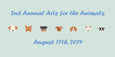 Arts for the Animals  tickets