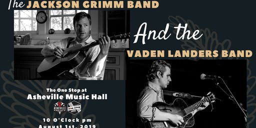 The Jackson Grimm Band & The Vaden Landers Band