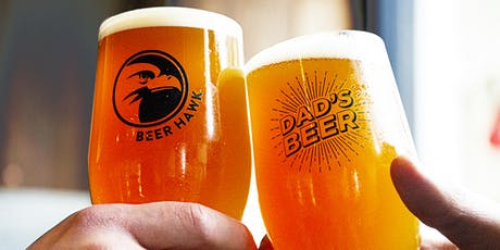 Convince your friends you're a beer expert - Father's Day Beer Tasting tickets