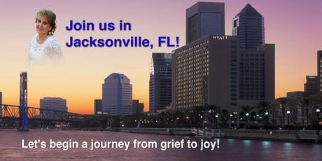 Widow's Journey Beyond Grief - Beginning Retreat - Jacksonville, FL tickets