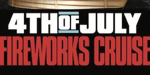2019 MACY'S 4th of JULY FIREWORKS CRUISE • BROOKLYN,...