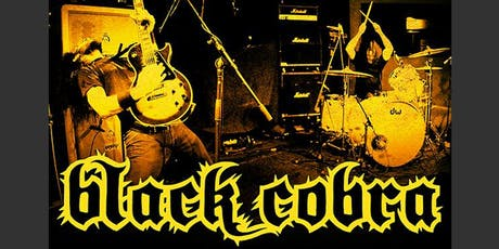 BLACK COBRA with Sandrider, HTSoB at Substation Street Fair tickets